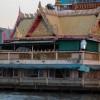 Wohnen Am Fluss Chao Praya