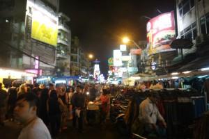 Khao San Road (Sawasdee Bangkok – Willkommen in Bangkok)