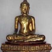 Buddha Statue Im Wat Pho