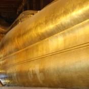 Ruhender Buddha Im Wat Pho