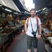 Auf Dem Markt In Chinatown