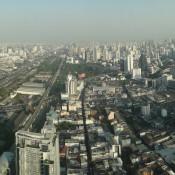 Aussicht Vom Baiyoke Tower 2