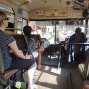 Stadtbus In Bangkok