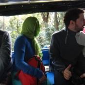 Im Jeep Zum Park