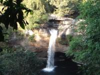 "Huew Suwat waterfall (known through the film ""the beach"")"
