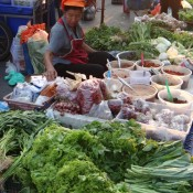 Gemüse Und Fleisch