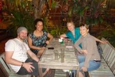 Wiedersehen mit Tamara und Marianne (Phimai – Im Nordosten Thailands)