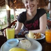 Mmhhh - Klebreis mit Mango und Kokosnussmilch
