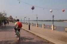 Radtour am Mekongufer (Nong Khai – Relaxen am Mekong)