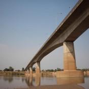 Jambatan Persahabatan antara Thailand dan Laos
