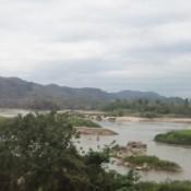 Inseln im Mekong (nur in der Trockenzeit)