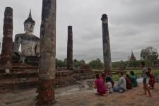 Ruinenstadt Alt-Sukhothai (Die Ruinenstadt Alt-Sukhothai)