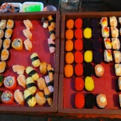 Buntes Sushi