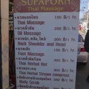 Supaporn Massage?