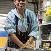 San Pa Kog Markt – Frisch Gepresste Kokosmilch