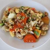 Pad Wun Sen (glasnudeln Mit Gemüse)