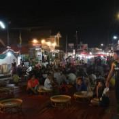Nacht Und Strassenmarkt (sumon Thewarat Road)