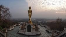 Wat Phrathat Khao Noi (Zurück in Nan)