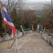 Die Lange Treppe Wieder Runter