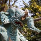 Wat Si Khom Kham – Himmel Und Höllengarten