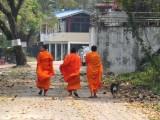3 Mönche