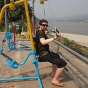 Fitness Am Mekong