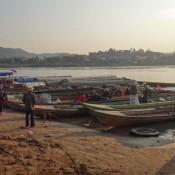 Long Tail Boot Nach Houay Xai (laos)