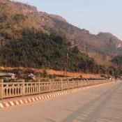 Brücke über Den Nam Ou