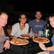 Pizza Mit Freunden