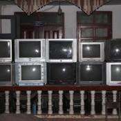 Fernseh Mauer