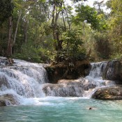 Wasserfall Tat Kuang Si