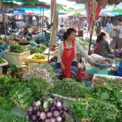 Zutaten Für Den Laotischen Kochkurs