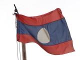 Laos Flagge