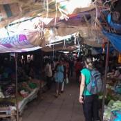 """Auf Dem Markt """"talat Sao"""""""