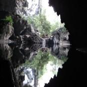 Licht Am Höhlenausgang