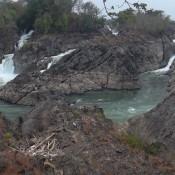 Li Phi Wasserfälle
