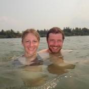 Baden Im Mekong