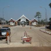Grenzübergang Nach Kambodscha
