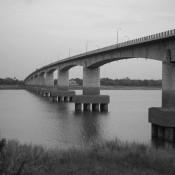 Kambodscha's Erste Mekong Brücke