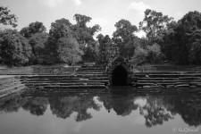Preah Neak Pean (Die Tempel von Angkor)