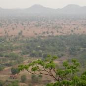 """Blick Vom Berg """"phnom Sampeou"""""""