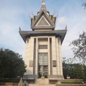 Stupa Von Choeung Ek