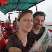 Überfahrt Nach Koh Thmei