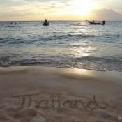 … Und Noch Ein Sonnenuntergang Am Sairee Beach