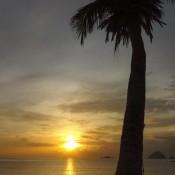 Sonnenuntergang Am Coral Bay