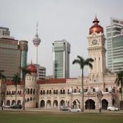 Merdeka Platz Und Sultanspalast