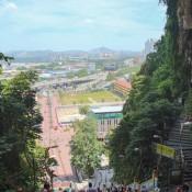 Treppe Zu Den Batu Caves