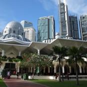 As Syakirin Moschee