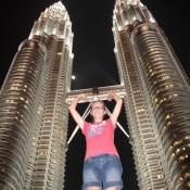 … Und Noch Einmal Die Petronas Twin Towers