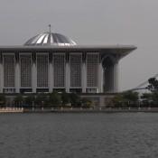 Besi Moschee In Putrajaya